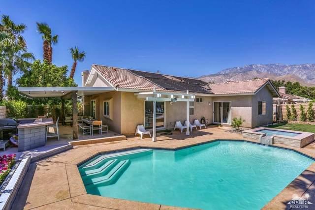 1692 E Via Escuela, Palm Springs, CA 92262 (MLS #219063412) :: The Jelmberg Team