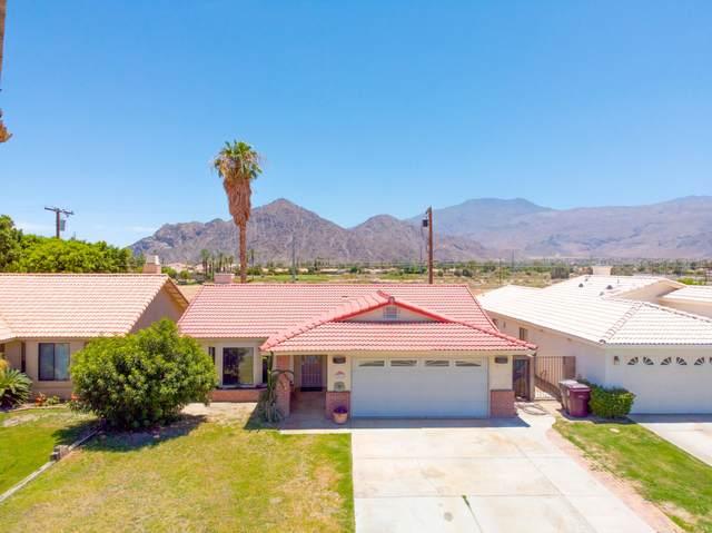 78677 Saguaro Road, La Quinta, CA 92253 (#219063452) :: The Pratt Group