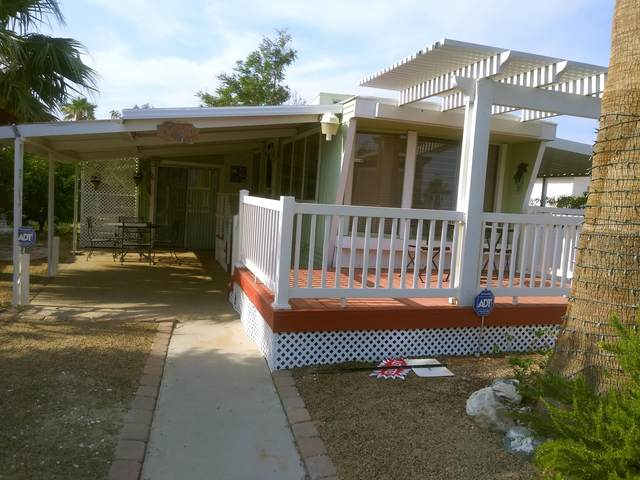69371 Crestview Drive, Desert Hot Springs, CA 92241 (MLS #219063566) :: KUD Properties