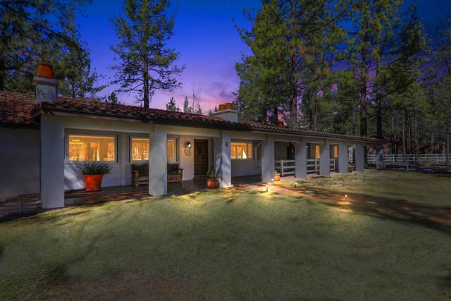 60628 Table Mountain Road, Mountain Center, CA 92561 (MLS #219064327) :: Zwemmer Realty Group