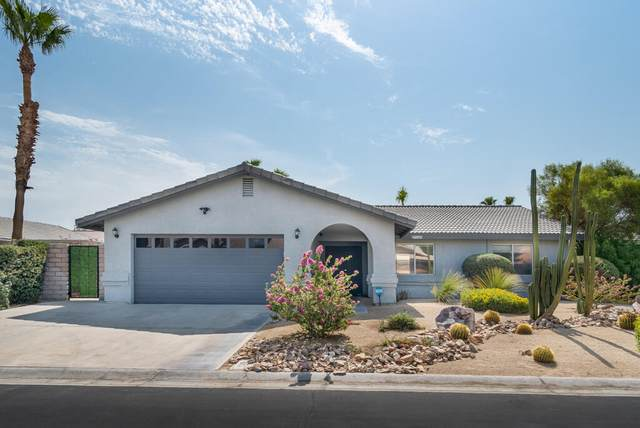 27155 Shadowcrest Lane, Cathedral City, CA 92234 (MLS #219064410) :: Zwemmer Realty Group