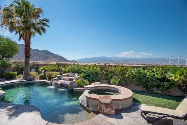 1076 Vista Sol, Palm Springs, CA 92262 (MLS #219064433) :: Brad Schmett Real Estate Group