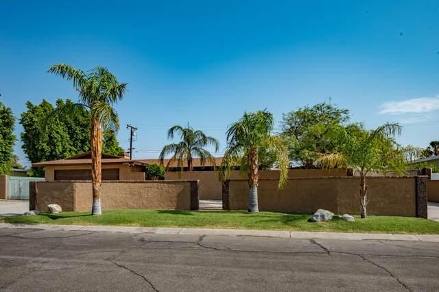2306 E Finley Road, Palm Springs, CA 92262 (MLS #219064703) :: Brad Schmett Real Estate Group