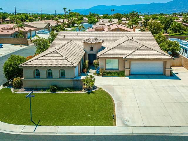 81189 Mariposa Circle, Indio, CA 92201 (MLS #219064707) :: Brad Schmett Real Estate Group