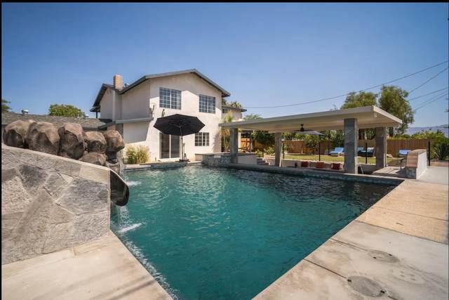 38250 Chuperosa Lane, Cathedral City, CA 92234 (MLS #219064711) :: Brad Schmett Real Estate Group