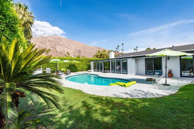 263 E Morongo Road, Palm Springs, CA 92264 (MLS #219065207) :: Zwemmer Realty Group