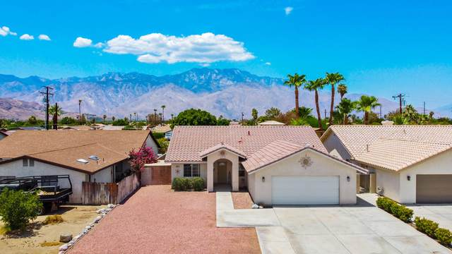 33215 Cathedral Canyon Drive, Cathedral City, CA 92234 (MLS #219065266) :: The Jelmberg Team