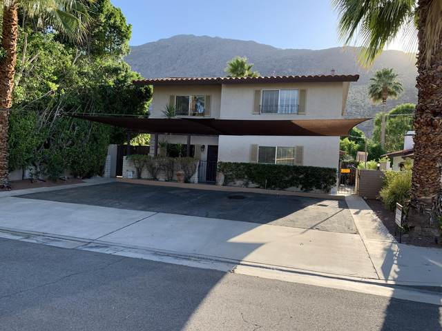 225 S Cahuilla Road, Palm Springs, CA 92262 (MLS #219065962) :: Zwemmer Realty Group