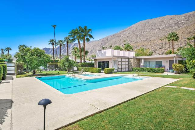 500 W Arenas Road, Palm Springs, CA 92262 (MLS #219066016) :: Zwemmer Realty Group
