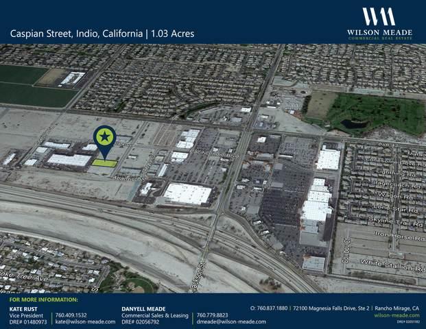 0 Caspian, Indio, CA 92203 (MLS #219066591) :: Desert Area Homes For Sale