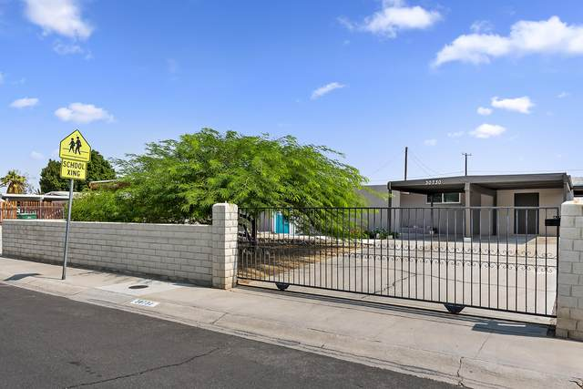 30730 San Diego Drive, Cathedral City, CA 92234 (MLS #219066685) :: Zwemmer Realty Group