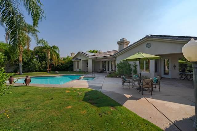 7 Buckingham Way, Rancho Mirage, CA 92270 (MLS #219066700) :: Zwemmer Realty Group