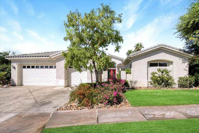 3 Trafalgar, Rancho Mirage, CA 92270 (MLS #219067051) :: Zwemmer Realty Group