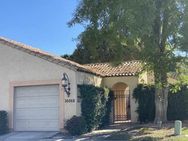 36068 Avenida De Las Montanas, Cathedral City, CA 92234 (MLS #219067059) :: Lisa Angell