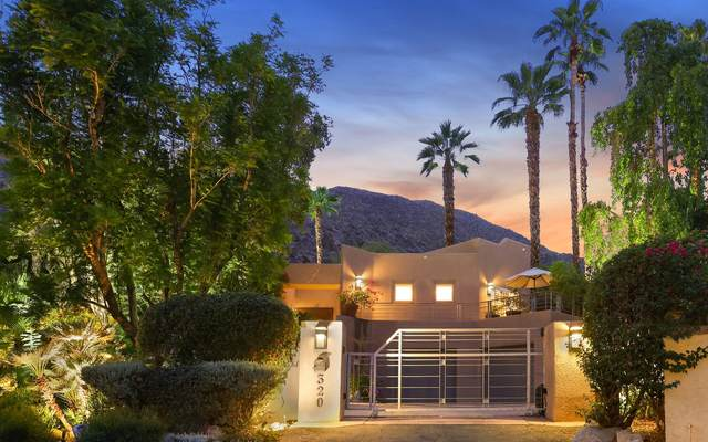 320 W El Camino Way, Palm Springs, CA 92264 (MLS #219067132) :: Zwemmer Realty Group
