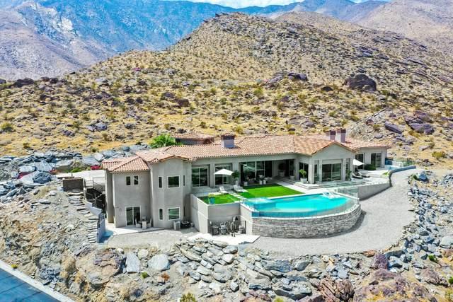 200 Ridge Mountain Drive, Palm Springs, CA 92264 (MLS #219067136) :: Lisa Angell