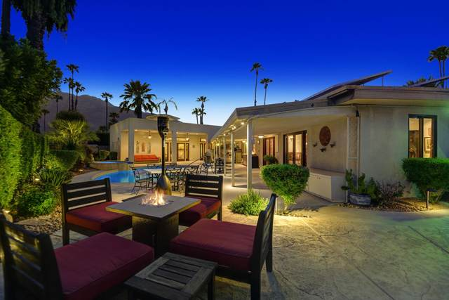 2915 Guadalupe Road, Palm Springs, CA 92264 (MLS #219067146) :: Zwemmer Realty Group