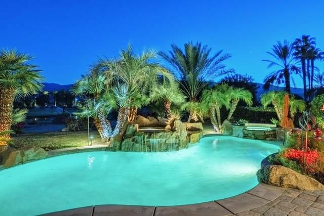 81615 Tiburon Drive, La Quinta, CA 92253 (MLS #219067170) :: The Sandi Phillips Team