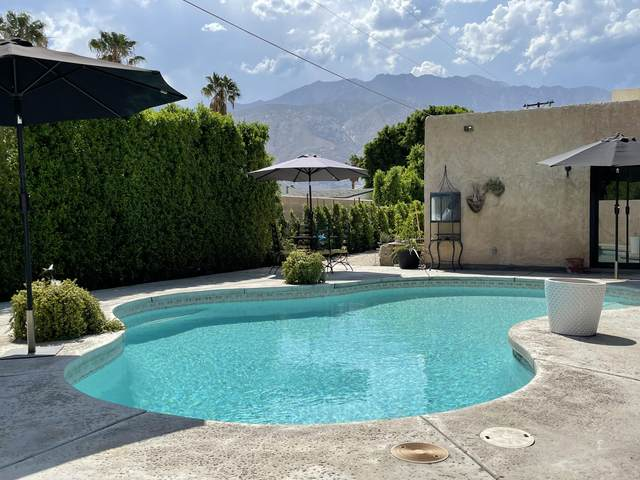 2303 E Hudson Road, Palm Springs, CA 92262 (MLS #219067382) :: Lisa Angell