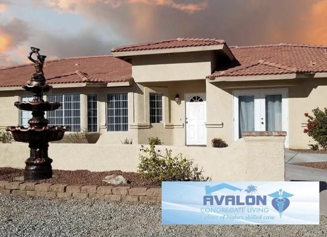 378 W Cortez Road, Palm Springs, CA 92262 (MLS #219067802) :: The John Jay Group - Bennion Deville Homes
