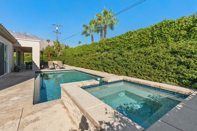 2182 E Baristo Road, Palm Springs, CA 92262 (MLS #219067819) :: Zwemmer Realty Group