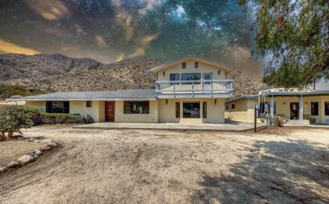 49988 Aspen Drive, Morongo Valley, CA 92256 (MLS #219067874) :: Mark Wise | Bennion Deville Homes