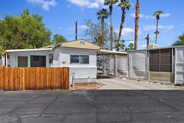 180 Vega Street, Palm Springs, CA 92264 (MLS #219068401) :: Desert Area Homes For Sale