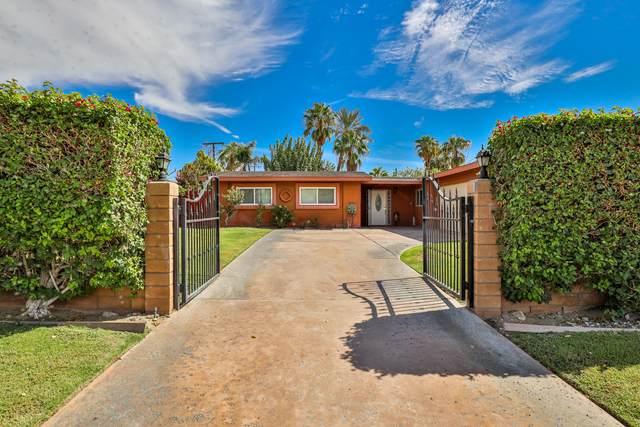 42564 Claudia Street, Palm Desert, CA 92260 (MLS #219068443) :: Lisa Angell