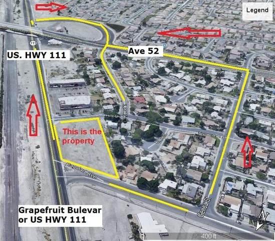 51745 Us Hwy 111, Coachella, CA 92236 (MLS #219068444) :: The Jelmberg Team