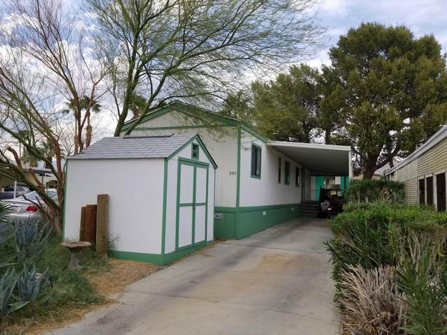 15500 Bubbling Wells Road #257, Desert Hot Springs, CA 92240 (MLS #219068503) :: Lisa Angell