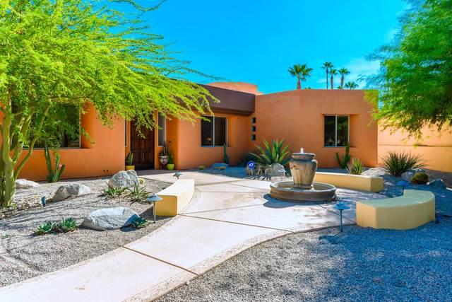 73605 Buckboard Trail, Palm Desert, CA 92260 (#219068535) :: The Pratt Group