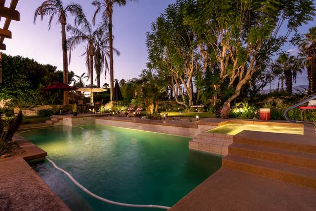 240 Augusta Drive, Palm Desert, CA 92211 (MLS #219068590) :: The Sandi Phillips Team