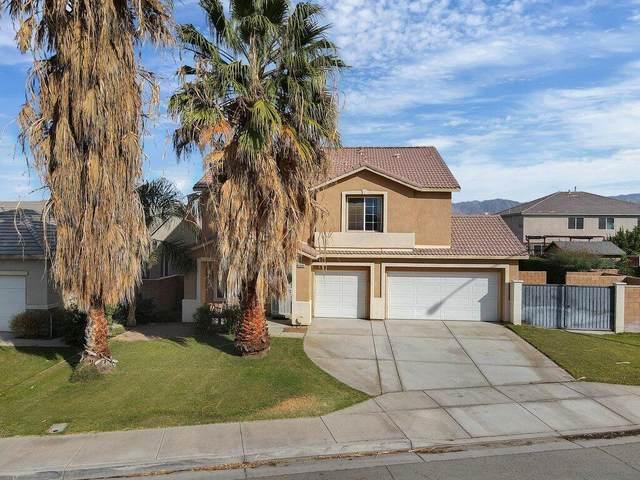 83684 San Mateo Avenue, Coachella, CA 92236 (MLS #219069336) :: Lisa Angell