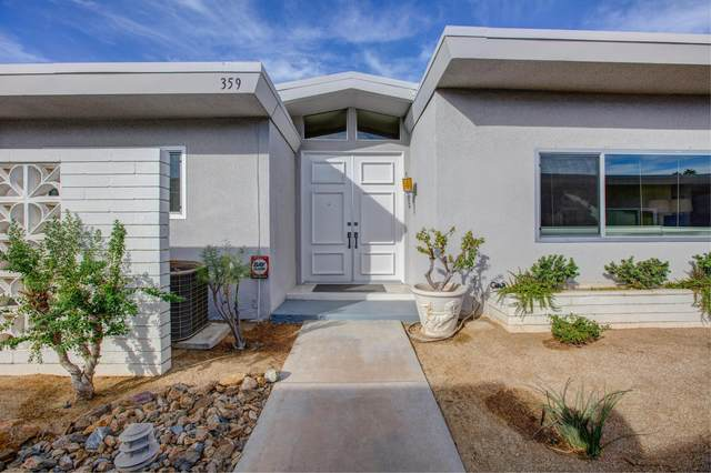 359 E Avenida Granada, Palm Springs, CA 92264 (MLS #219069356) :: Desert Area Homes For Sale