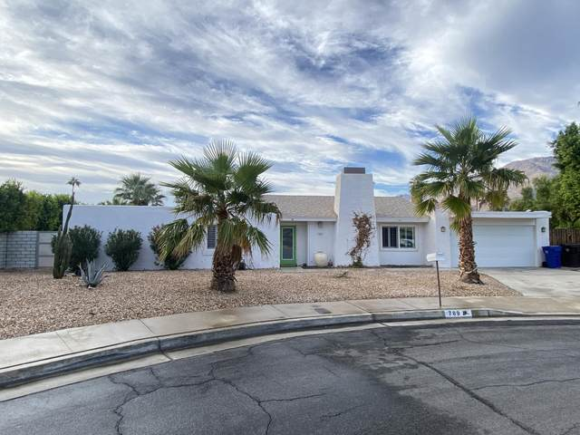 789 El Cid, Palm Springs, CA 92262 (MLS #219069390) :: Desert Area Homes For Sale