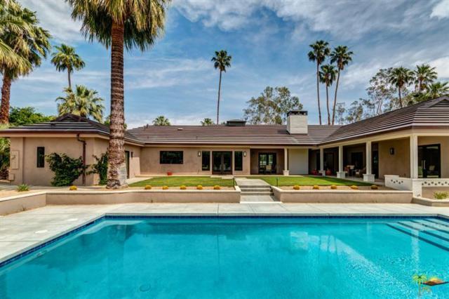 201 Vereda Norte, Palm Springs, CA 92262 (MLS #17222176PS) :: Brad Schmett Real Estate Group
