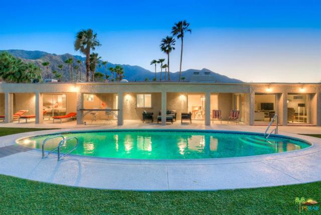 2400 N Milo Drive, Palm Springs, CA 92262 (MLS #17245470PS) :: The John Jay Group - Bennion Deville Homes