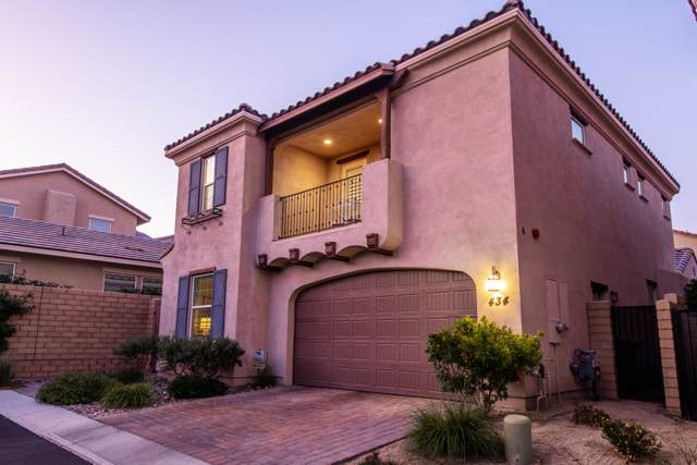 434 Wandering Way, Palm Springs, CA 92262 (MLS #19508626) :: The John Jay Group - Bennion Deville Homes