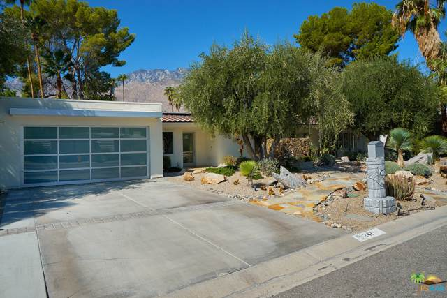 247 N Easmor Circle, Palm Springs, CA 92262 (MLS #19510142) :: The Sandi Phillips Team