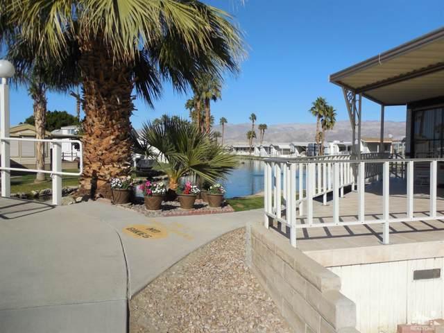 84250 Indio Springs Drive #302, Indio, CA 92203 (#216003527) :: The Pratt Group