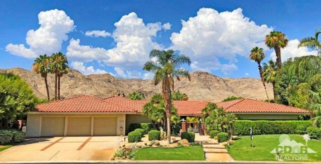 71155 W Thunderbird Terrace, Rancho Mirage, CA 92270 (MLS #217000732) :: Brad Schmett Real Estate Group