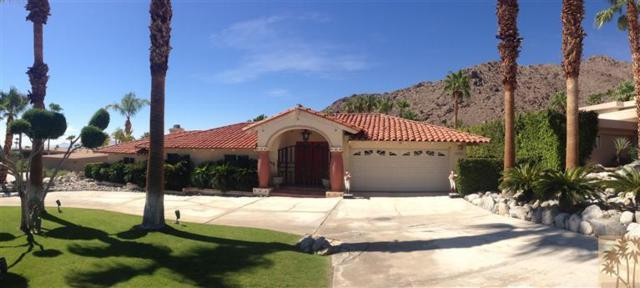 1033 W Chino Canyon Road, Palm Springs, CA 92262 (MLS #217024018) :: Brad Schmett Real Estate Group