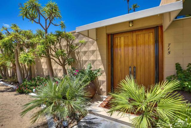 72783 El Paseo #715, Palm Desert, CA 92260 (MLS #217034920) :: Brad Schmett Real Estate Group