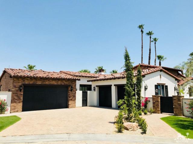 10 Via Lantico, Rancho Mirage, CA 92270 (MLS #218002200) :: Brad Schmett Real Estate Group