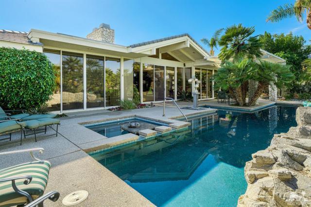 16 Churchill Lane, Rancho Mirage, CA 92270 (MLS #218002852) :: The John Jay Group - Bennion Deville Homes