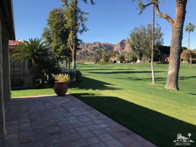 78156 Lago Drive, La Quinta, CA 92253 (MLS #218004964) :: Hacienda Group Inc