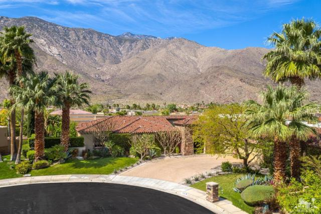 720 Azalea, Palm Springs, CA 92264 (MLS #218009058) :: Deirdre Coit and Associates