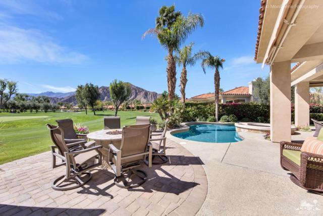 79717 Liga, La Quinta, CA 92253 (MLS #218009192) :: The John Jay Group - Bennion Deville Homes