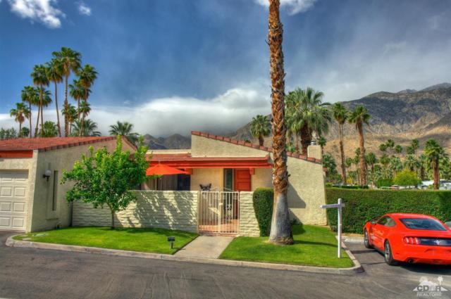 1151 S La Verne Way, Palm Springs, CA 92264 (MLS #218009866) :: Deirdre Coit and Associates