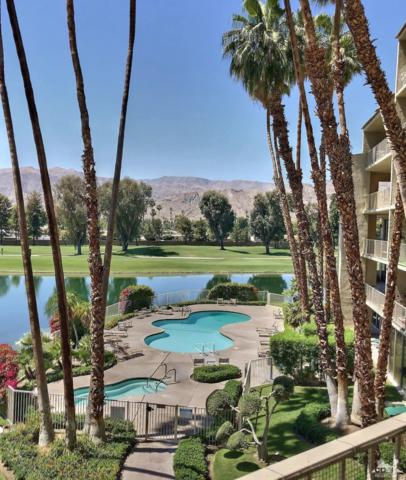 899 Island Drive #309, Rancho Mirage, CA 92270 (MLS #218015386) :: Hacienda Group Inc